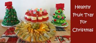 How To Decorate Fruit Tray Fruit Tray for Kid's Christmas Party 100 Working Mom's Edible Art 90