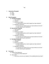Outline For Five Paragraph Essay 5 Paragraph Essay Outline By Kristen Leer Teachers Pay Teachers