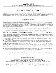 High School Teacher Resume ...