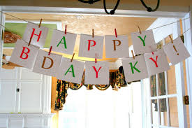 birthday decoration ideas simple birthday decoration at easy