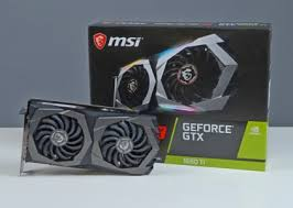 Обзор <b>видеокарты MSI GeForce GTX</b> 1660 Ti GAMING X 6G ...