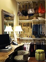 closet rod for purses