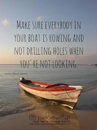 Boat Quotes Awesome Who's In Your Boat MoveMe Quotes