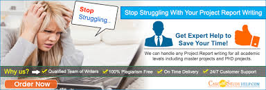 Project Report Writing Services By Professionally Assignment Expert ...