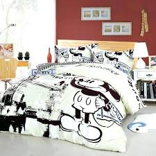 mickey mouse twin bedding set mickey mouse twin bed in a bag modern mickey mouse twin