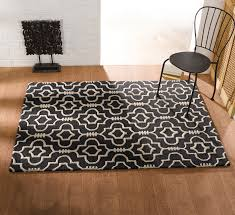 moorish morocco charcoal rug