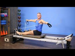 Pilates Reformer Workout Chart Full Pilates Reformer Fitness Workout