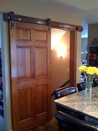 image result for 6 panel barn doors