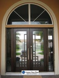 Decorative Door Designs Unique and modern front doors with art deco design Custom double 44