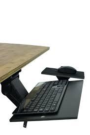 desk coaster l black computer desk with keyboard tray uk computer desk with keyboard tray