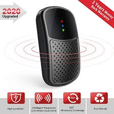 FITFORT Ultrasonic Pest Repeller - 2019 Upgraded Electronic ...