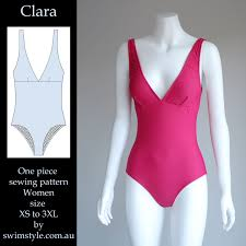 One Piece Swimsuit Pattern Amazing Decorating Ideas
