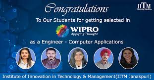 Congratulations to 15 BCA and 17 BBA Students of IITM Batch 2016-2019 for  getting Selected in Capgemini - IITM Janakpuri |IITM Delhi | Best College  for BBA, BCA, BCOM | Top Institute of IP University