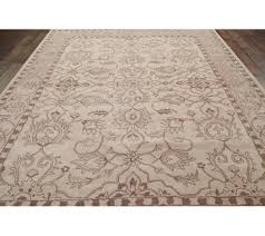 bovill agra oriental hand tufted wool beige ivory area rug by canora grey canora