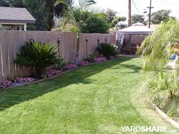 Landscaping Ideas Small Backyard Paradise In CA YardShare Simple Backyard Paradise Landscaping Ideas