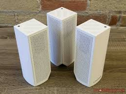Linksys Velop Pink Light Linksys Velop Router Hands On Mesh Wi Fi Of The Future