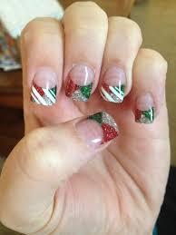 Christmas Nail Designs 2013 My Christmas Nails 2013 Christmas Christmas Nail Art