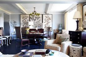Modern-glam dining area inspired by 'Someone to Watch Over ...