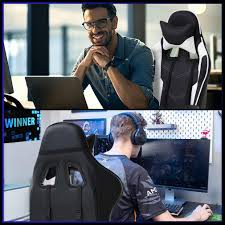 <b>Ergonomic Office Chair PC</b> Gaming Chair D- Buy Online in Israel at ...