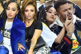 Little Mixs Jesy Nelson Squeezes In On Leigh Anne Pinnocks