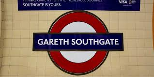 Football Fever Afflicts Tfl With Gareth Southgate Tube