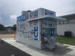 Ice Vending Machines Near Me Interesting Have You Seen The New Bag Of Ice Vending Machine