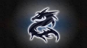 Dragon Logo Wallpaper Hd