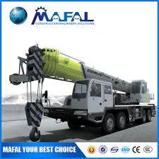 Zoomlion 50 Ton Crane Load Chart Hot Item Zoomlion Truck Crane Qy50d 50 Ton Crane With Best Price