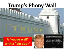 phony wall essay ldquo trump s phony wall rdquo at wp me pjhfp cn flickr
