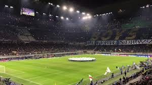 INTER - BARCELLONA 10/12/2019 INNO CHAMPIONS + COREOGRAFIA - YouTube