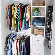 diy closet closet organizer ideas chic ideas in organizing bedroom closets clothing and accessories