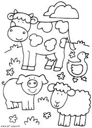 Animal Coloring Pages Printable Animal Camouflage Coloring Pages