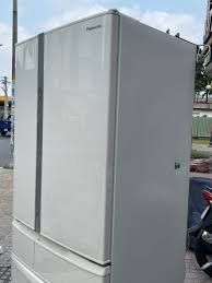 Tủ lạnh PANASONIC NR-FV45S3 451L đời 2018, màu trắng sữa. Có Nanoe,  EcoNavi, Tiết kiệm điện - chodocu.com