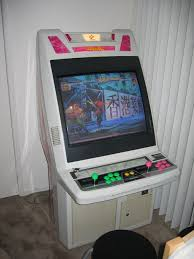FS: Third Strike WORKING Japan Style Arcade Cabinet (Konami Windy ...