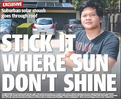 Image result for stick it where the sun dont shine