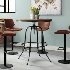 9 piece counter height dining set costco design 5 round