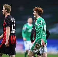 Werder Bremen stoppt Frankfurter Serie - WELT