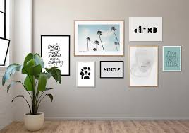 style the perfect print wall plus a couple extra for good measure no more fussing about with not quite the right size frames we ve all been there