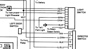 2000 chevy s10 headlight switch wiring diagram wiring diagram paper