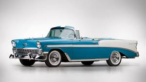 1956 chevrolet bel air convertible picture