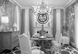 formal dining room ideas. Uncategorized Red Black And White Dining Room Shocking Silver Velvet Wallpaper Kitchen Small Formal Ideas