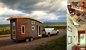 tiny house on wheels builders. 16\u2032 Tiny House On Wheels With Vacuum Insulation Panels (VIPs) Builders