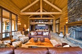 Interior Design Log Homes Cool Inspiration Ideas