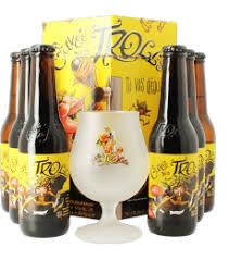 cuvée des trolls gif pack 6 beers plus 1 gl the best beer