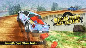 Off - Road Pickup Truck Simulator 1.5 Download APK for Android - Aptoide