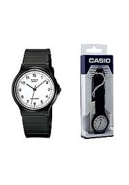 buy men s watches from our men s watches range tesco casio collection men s black mq 24 7bll watch