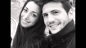 Franco Vazquez and his wife Agostina Vázquez and their son - YouTube