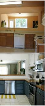 small kitchen remodel before and after pictures of small kitchen makeovers kitchenideas farmhousedecor