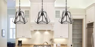 scandinavian lighting design. Luxury Eurofase Lighting For Your Interior Design: Awesome Scandinavian Kitchen With Set Of Three Design
