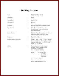 ... Unthinkable How To Prepare A Resume Com ...